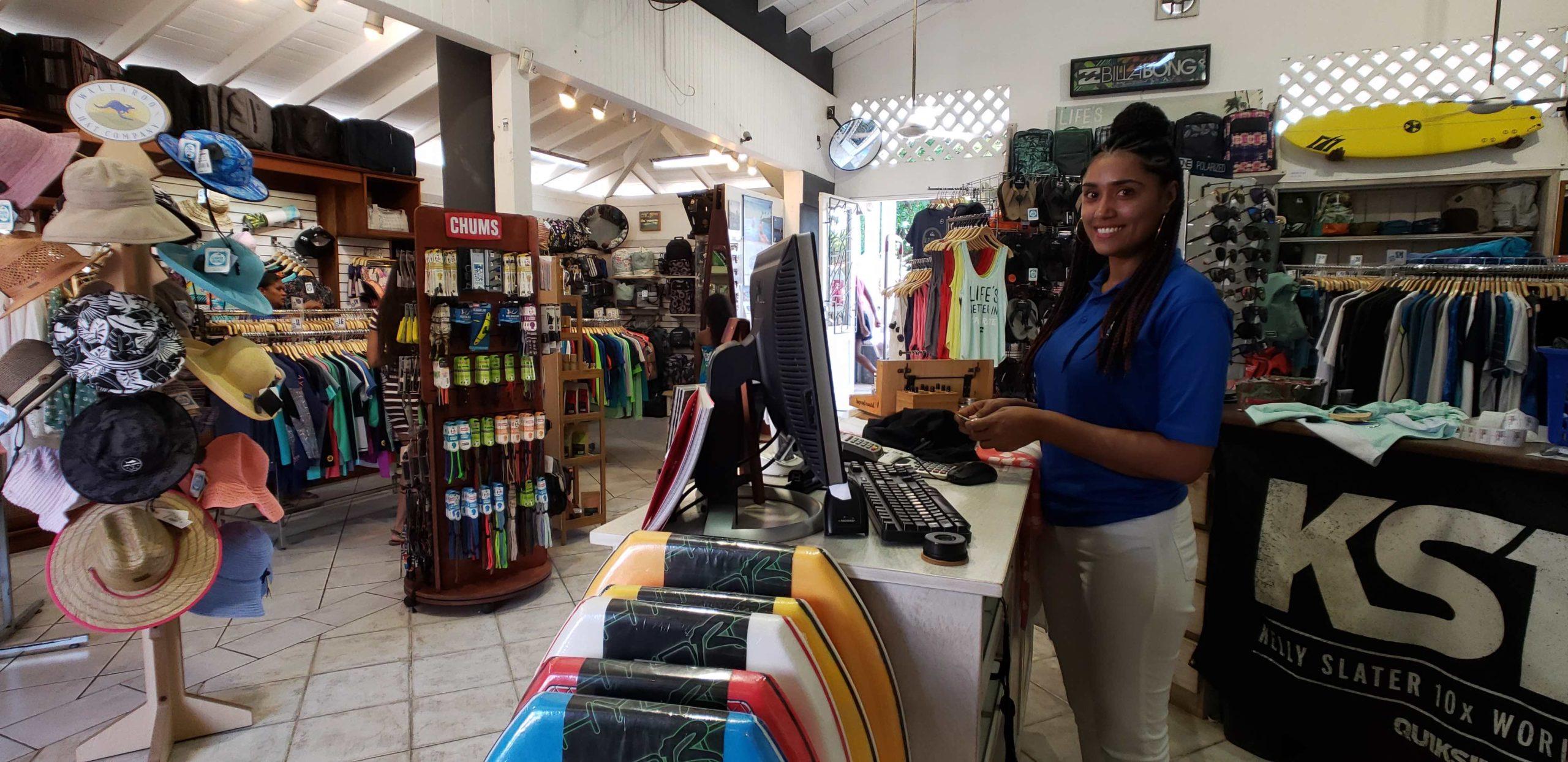 My favorite cashier