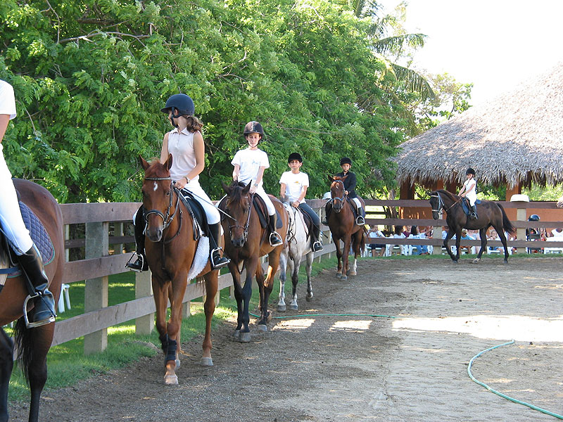 Sea Horse Ranch riding lessons