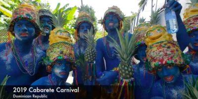 2019 Carnival video Cabarete