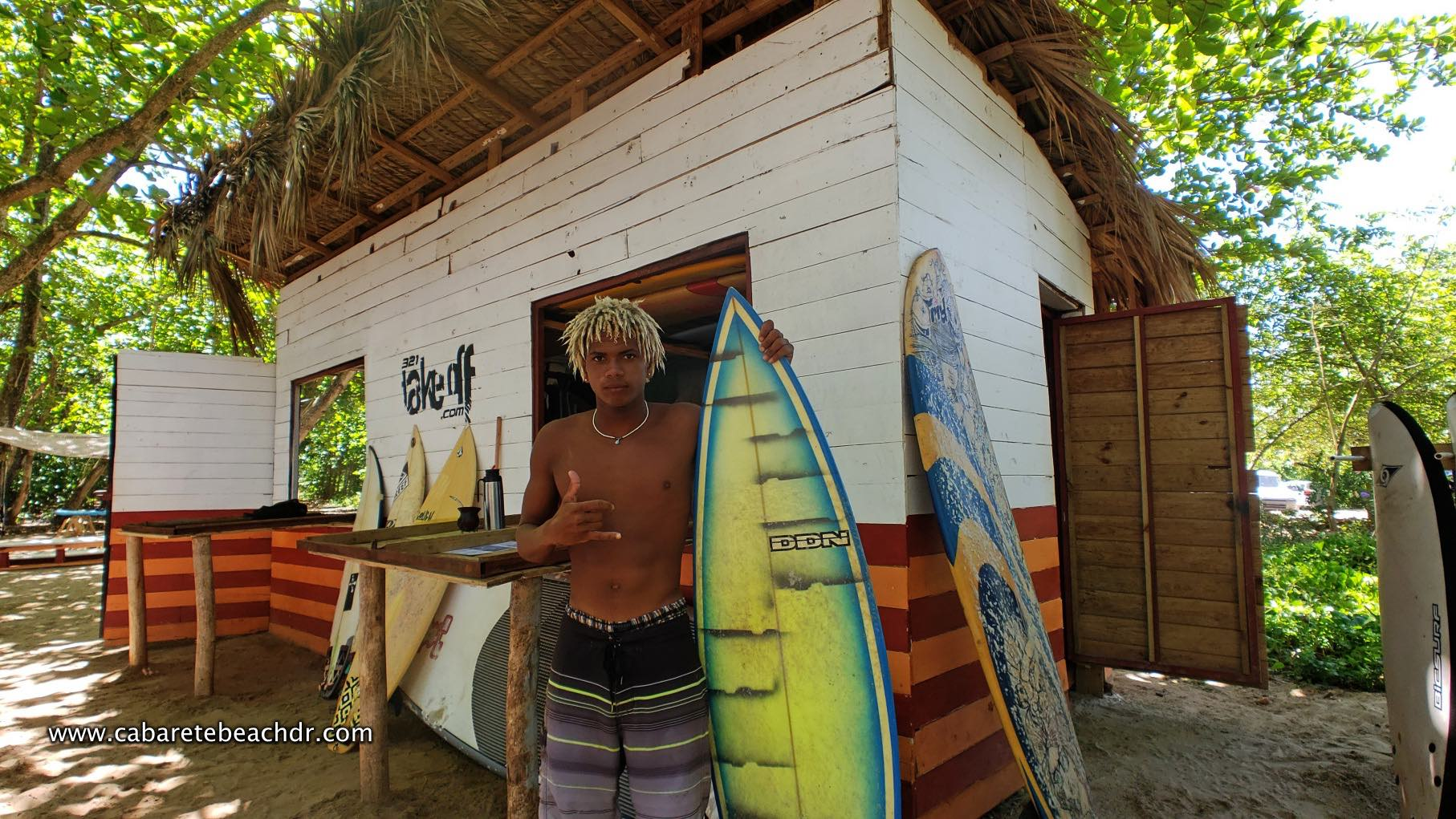 A surf instructor explains how to surf