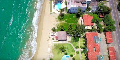 kite beach video