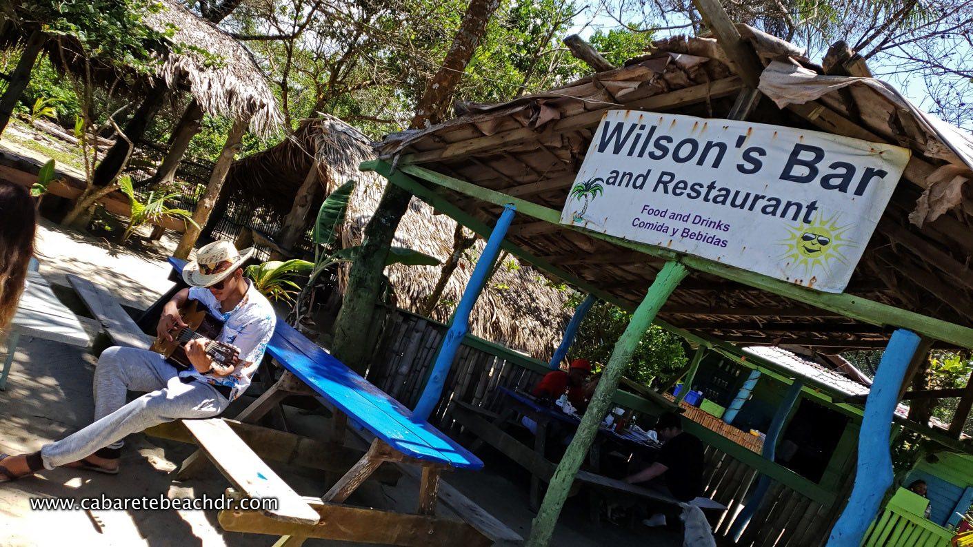 Wilson`s La Boca