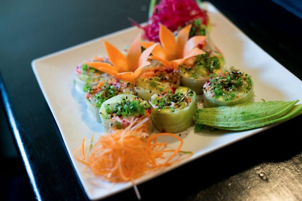 Sea weed Sushi