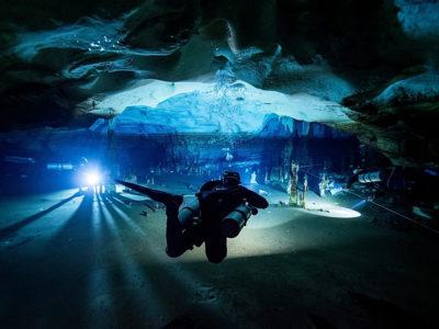 Underwater Caves Cabarete