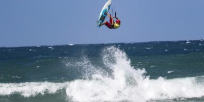 Dominican surfing