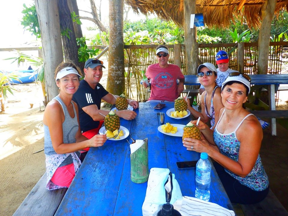 eating in la boca
