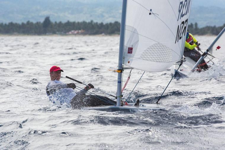 sailing in Cabarete