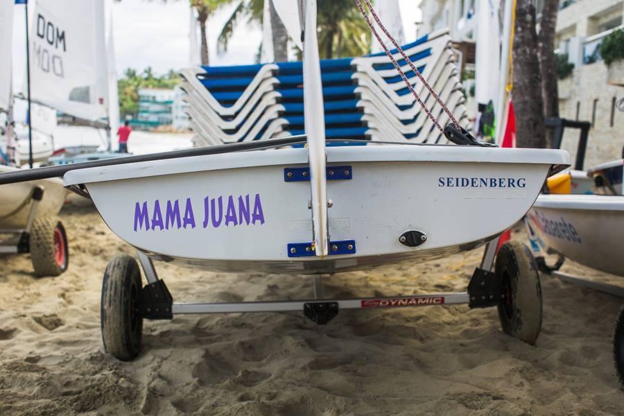 the mama juana laser