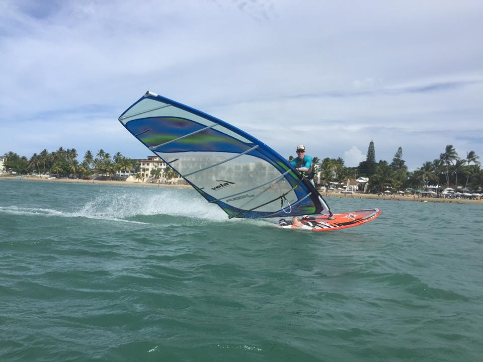Windsurfing in Cabarete
